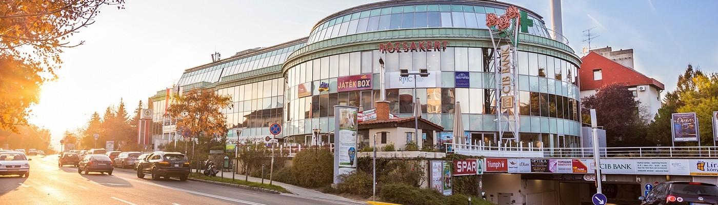 Rózsakert Bevásárlóközpont