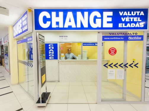 Change Valutaváltó